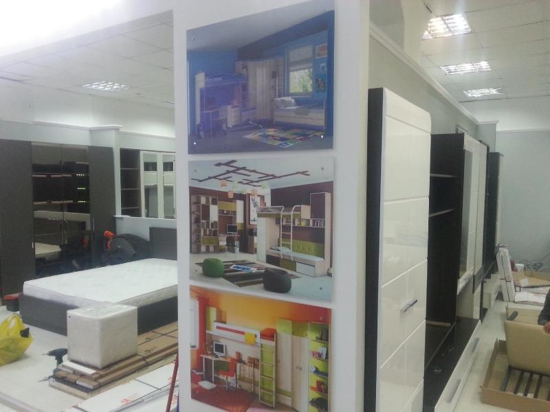 Постеры с интерьерной печатью