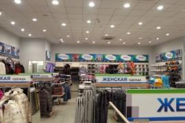 внутренне оформление магазина